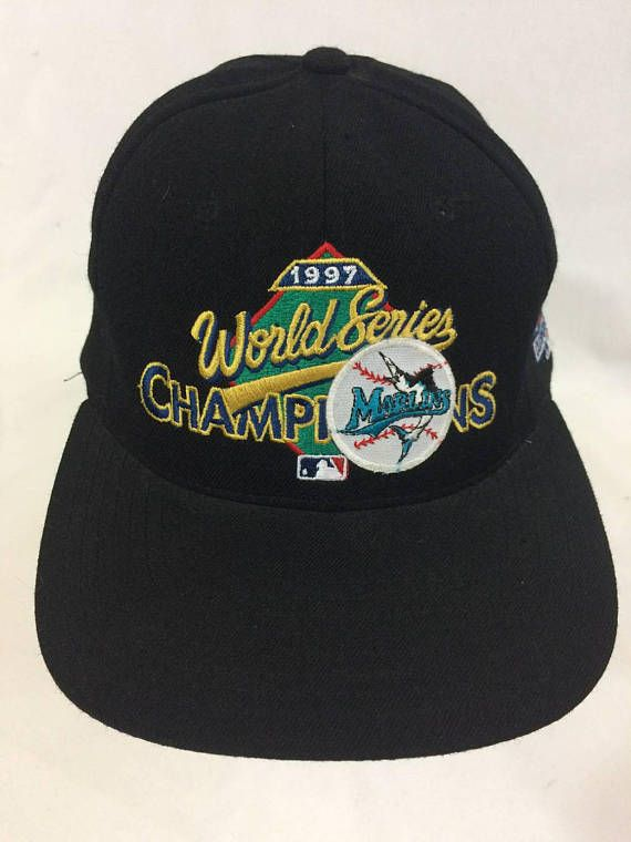 Check out this item in my Etsy shop https://www.etsy.com/listing/521747219/free-shipping-florida-marlins-1997-world
