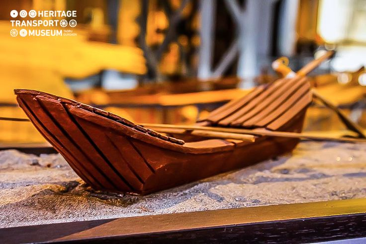 The crafted models of old boats from the works of Solvyns, a Flemish artist from Antwerp, who visited India in 1791.   #maritime #boats #heritage #transportmuseum #museum #incredibleindia #exhibit #artist #Antwerp #gurugram #vintagecollection
