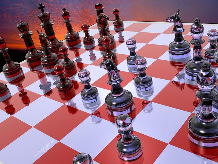 Cool Chess Board Cool Pictures Pinterest