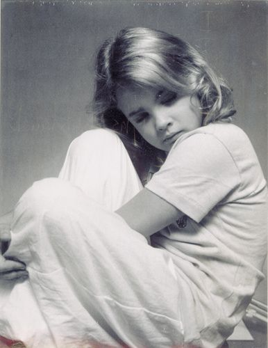 Actress Drew Barrymore, L.A. - E.T., by Jeff Burger
