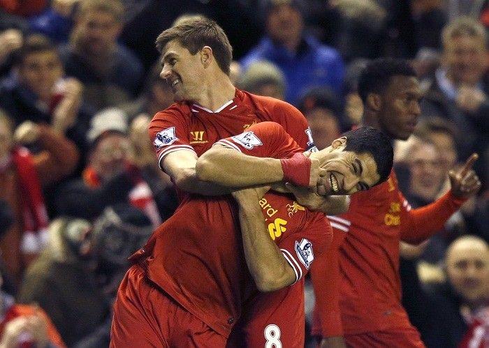 ルイス・スアレスからスティーブン・ジェラードへ 「本当にありがとうスティーブン」 | リバプールブログ Liverpoolの1ファンが綴るblog
