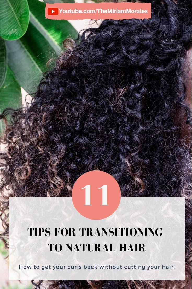 Best Tips For Transitioning To Naturally Curly Hair Best Products For Transitioning H Curly Hair Styles Naturally Natural Hair Transitioning Curly Hair Styles