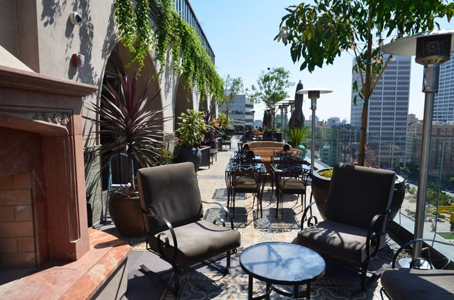 perch la: better for brunch than dinner. Yummy (sinful) french toast. Nice views during the day or night.