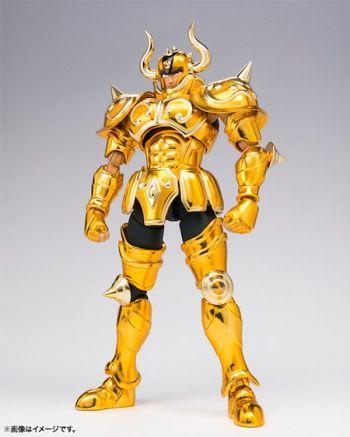aldebaran armadura de oro de tauro fig 19 cm myth cloth ex #mythClothex