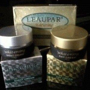 Cream Leaupar Gold termsuk dari salah satu pelembab saekaligus pencarah wajah,