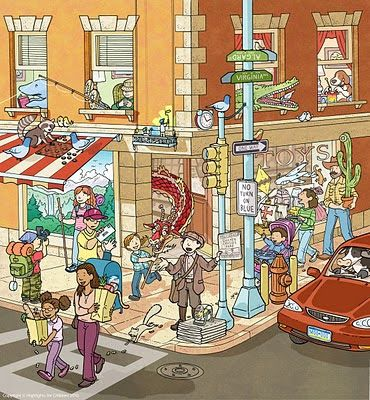 What if this was your neighborhood?