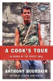 I am guilty of sticking to an author when I have enjoyed an earlier book. I love Anthony Bourdain but I worked in restaurants so I understand the dirty minds of chefs and their desire to create. You may of seen his shows, but like most people he started in a kitchen. Then came writing. Then the show. His writing is raw and honest. You will want to go where he goes, but maybe with added comfort!