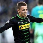 Atletico Madrid and Sevilla make initial contact with Borussia Monchengladbach for Thorgan Hazard