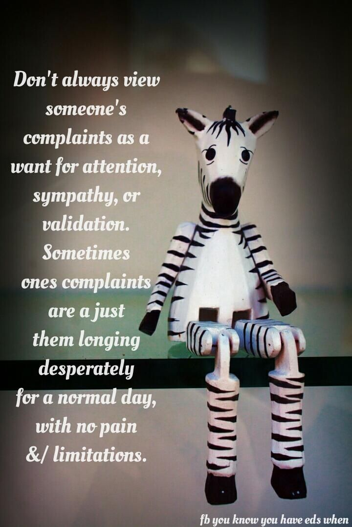 """I don't want your sympathy. Just grieving the loss of my old normal life....sux when you """"can't do anything""""...except be in pain.."""