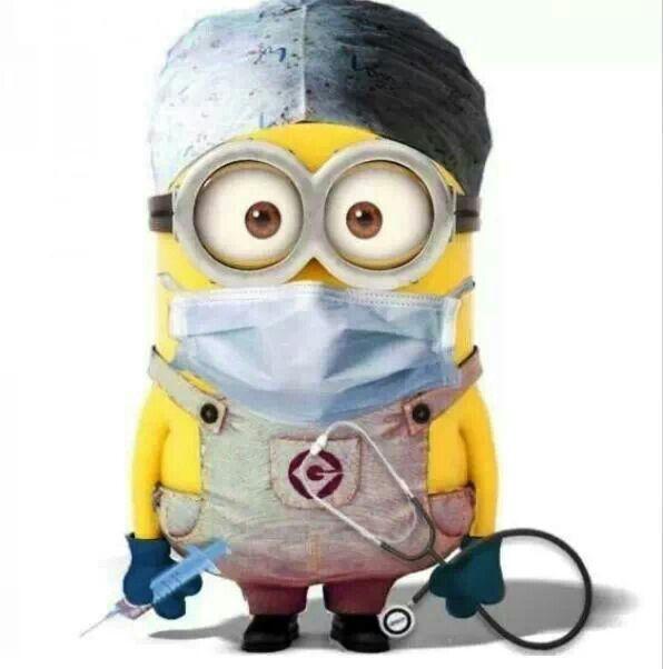 Nurse minion