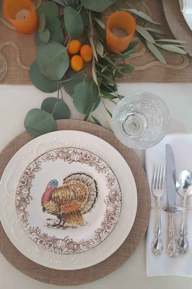 THANKSGIVING TABLESCAPE by Ciao Newport Beach Blog & 373 best Thanksgiving Tables images on Pinterest | Autumn table ...