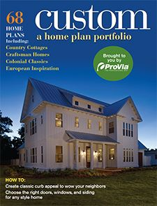 Check Out The New Issue Of Custom A Home Plan Portfolio Magazine It S Full