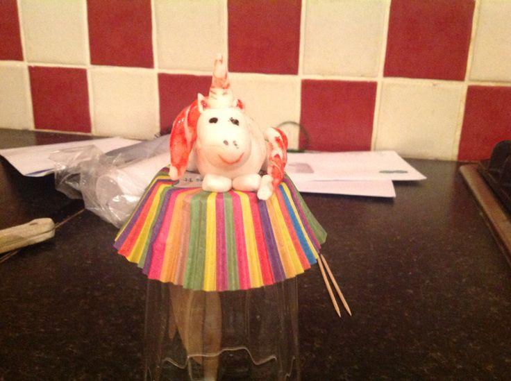 """ it's so cute it's like a little baby unicorn"" quote OLAF"