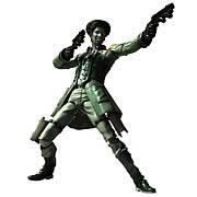 Final Fantasy XIII Sazh Play Arts Kai Action Figure