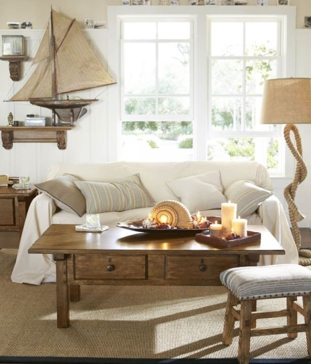 155 best New England INTERIORS images on Pinterest | Beach, Home ...