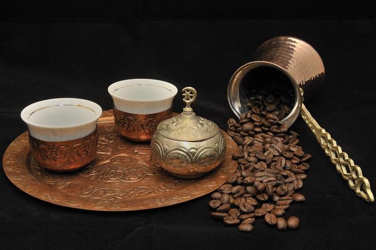 Caffè turco by Alberto Trabatti #cenaottomana