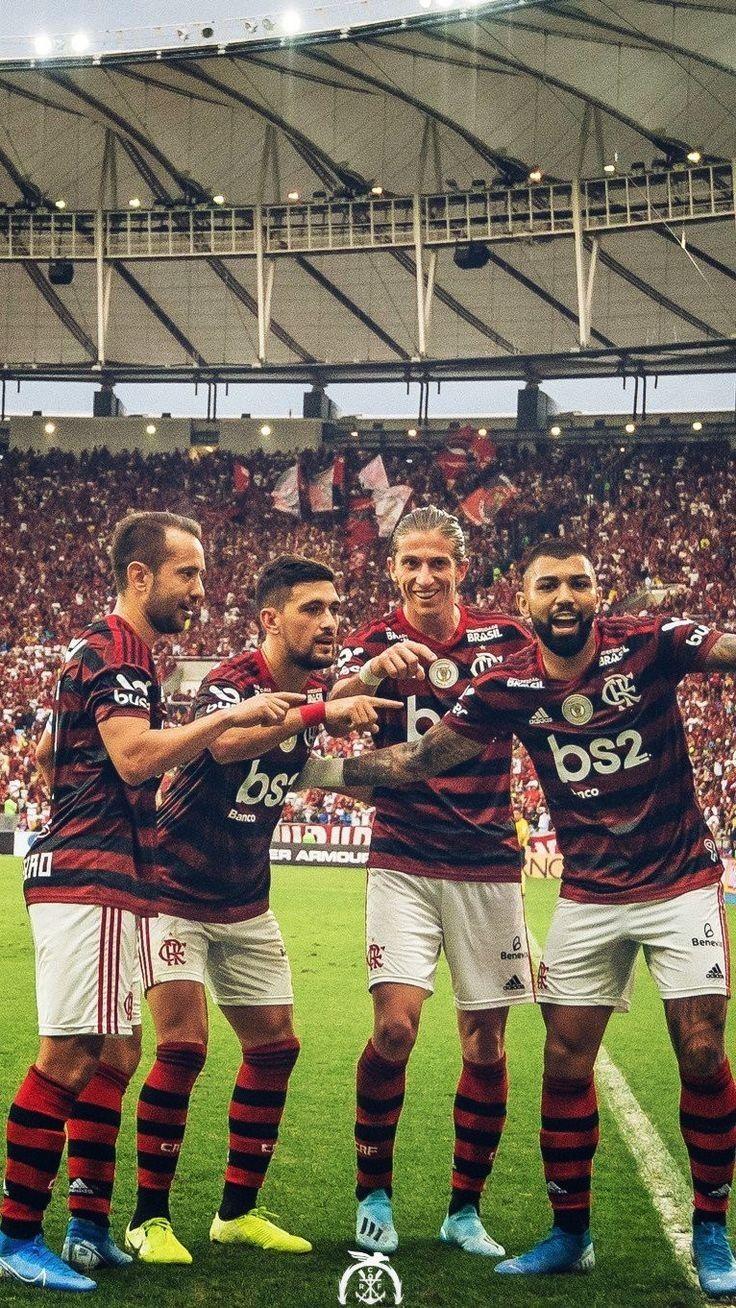 E ESSE QUARTETO, EIN? Só alegria!! Libertadores flamengo