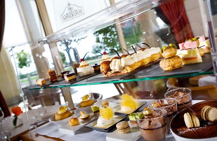 Hôtel Beau-Rivage Palace Lausanne-Café Beau-Rivage