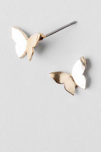 Farfalla Butterfly Studs