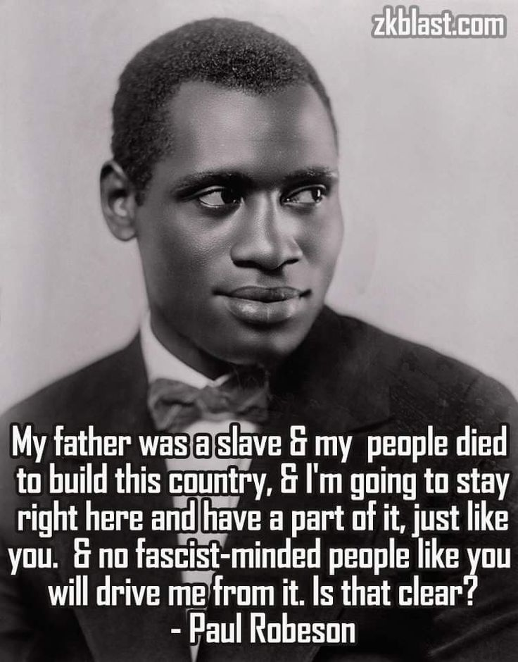 Image result for paul robeson  1947