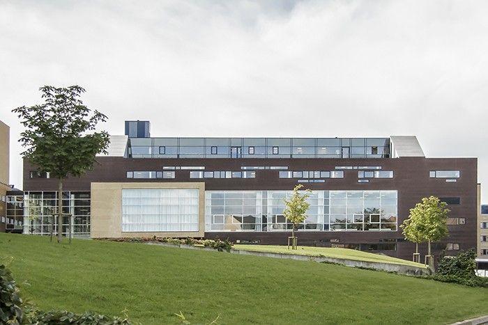 Arkitekturbilleder.dk - Bygningsværk - Musikhuset Århus, Udvidelse