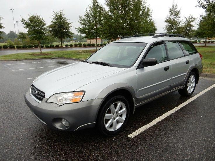 2006 Subaru Outback 2.5i, For Sale - $10,950 | BestRide.com 76,000 miles Norfolk