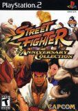 Gaming Playstaion2 - Street Fighter Anniversary Collection