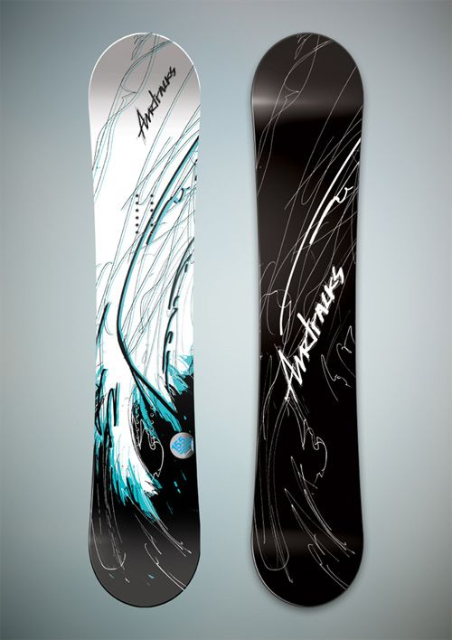 Cool Snowboard Designs