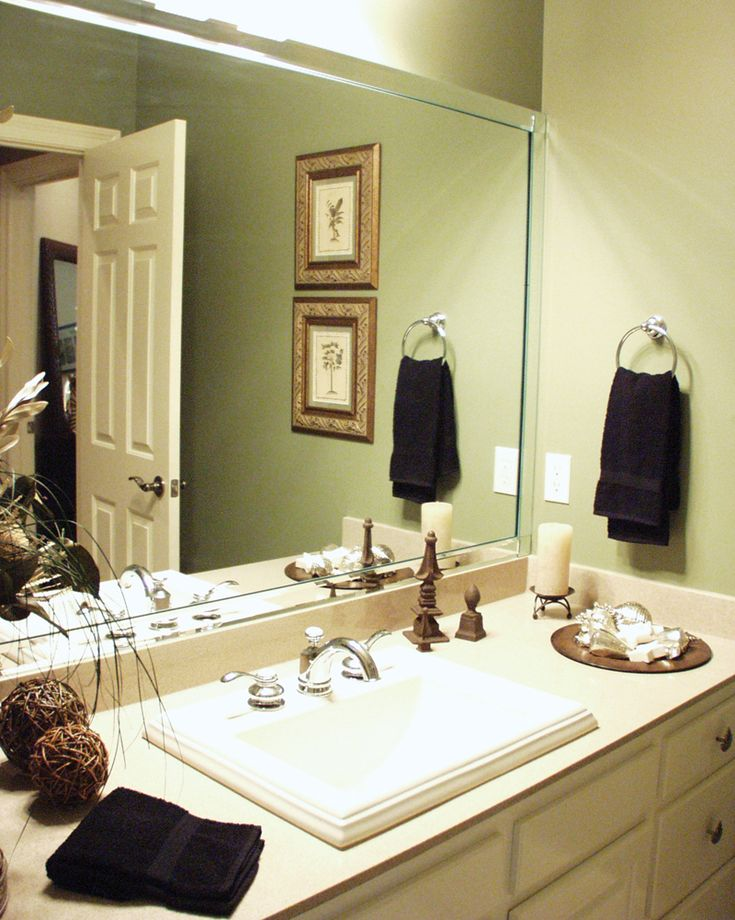 Make Photo Gallery Luxury Bathroom with square sink