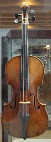 Violín / Violin / Violon / Violino