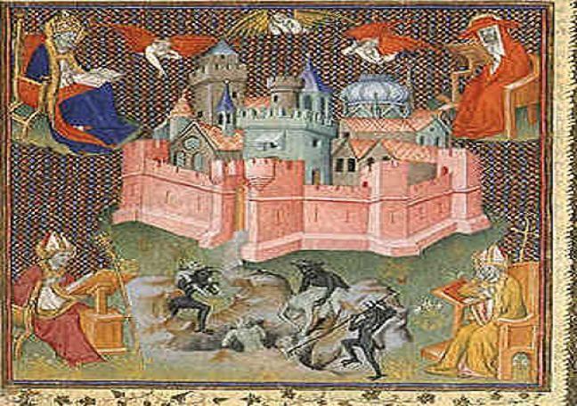 """""""La città di Dio"""" di S.Agostino d'Ippona, uno dei testi più celebri della teologia occidentale - http://www.grottaglieinrete.it/it/la-citta-di-dio-di-s-agostino-dippona-uno-dei-testi-piu-celebri-della-teologia-occidentale/ -   Agostino d'Ippona, De Civitate Dei, La città di Dio - #AgostinoDIppona, #DeCivitateDei, #LaCittàDiDio"""