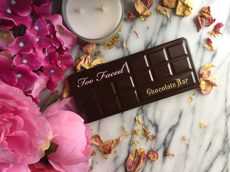 Building on Basics | Too Faced Chocolate Bar Palette