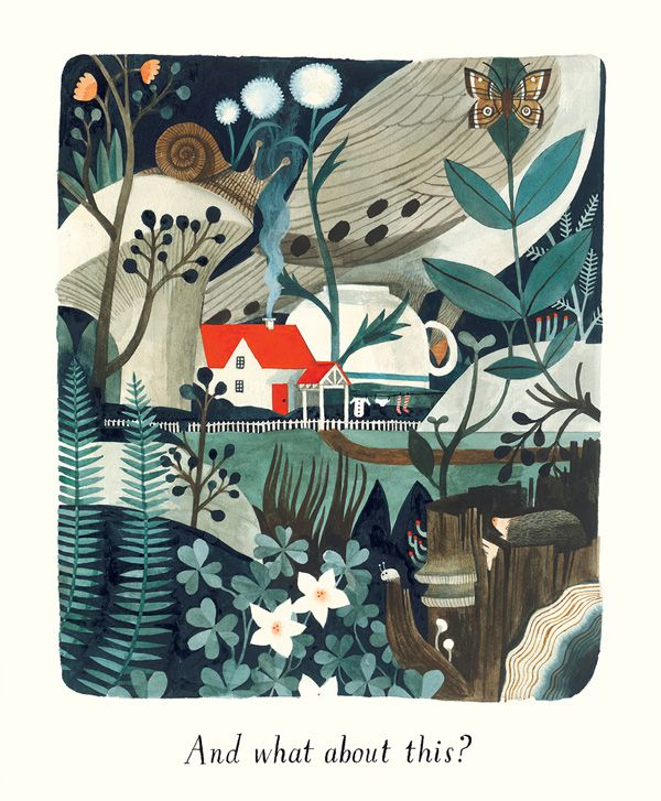 An Illustrated Celebration of the Many Things Home Can Mean | Brain Pickings