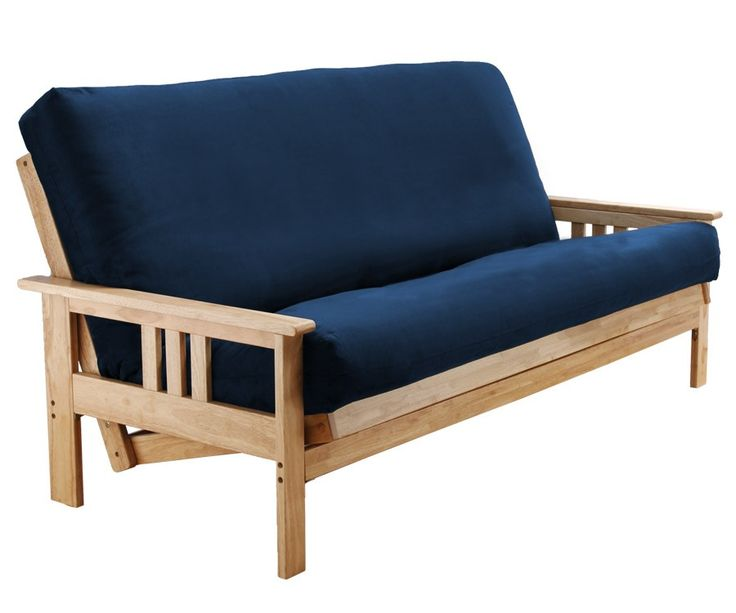 Exceptional Neptune Blue Indoor Outdoor Futon Cover | The Futon Shop