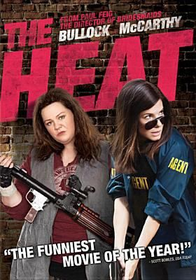 The Heat.  You'll be laughing through this movie about an uptight FBI Special Agent partnered with a Boston cop to take down a ruthless drug lord!