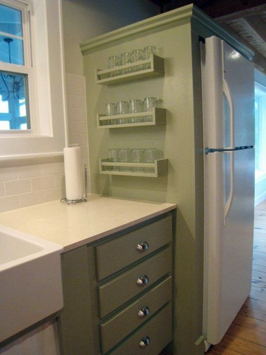 99 best for the bus images on pinterest - Ikea kitchen spice rack ...