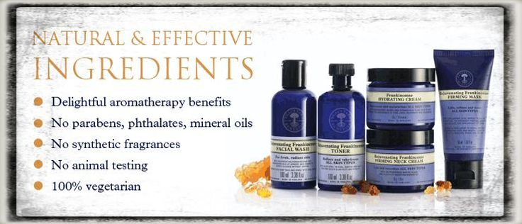 Natural & Effective Frankincense.. NYR Organic.. because it really does matter..