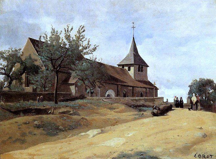Corot - Eglise de Lormes.jpg