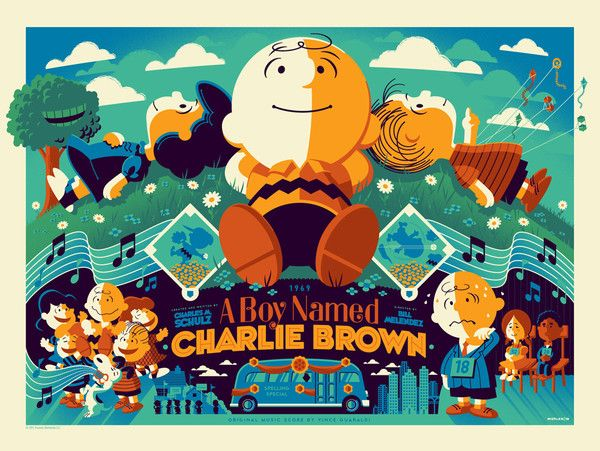 A Boy Named Charlie Brown (Standard) – DARKHALLMANSIONSTORE.COM