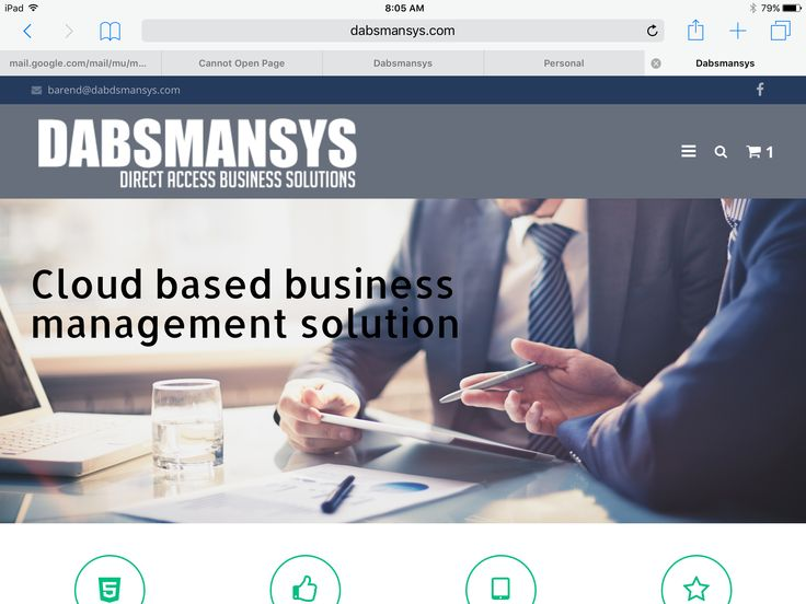 Mobile business management at an affordable subscription.