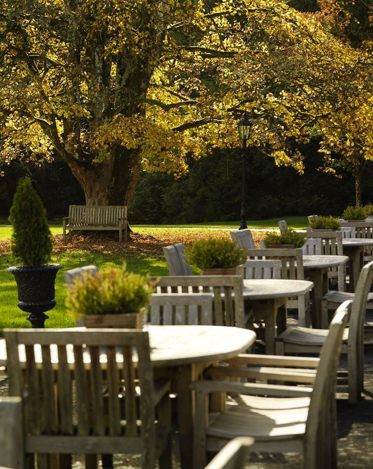 The terrace will allow you to make the most of the Mayo fresh air