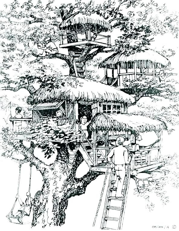 Swiss Family Robinson Coloring Pages on a budget