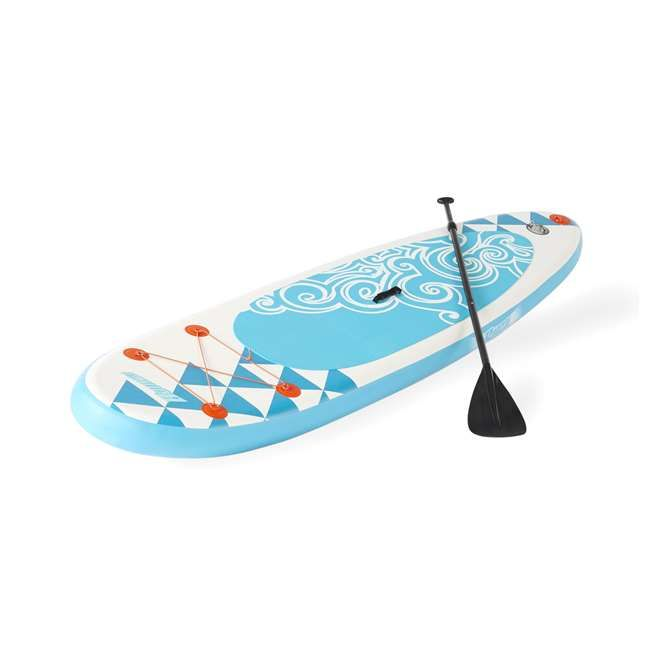 Banzai 10 Foot Life Inflatable Stand Up Paddle Board 85739 In 2020 Standup Paddle Paddle Boarding Paddle