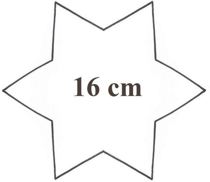 šablona hvězda - Hledat Googlem: