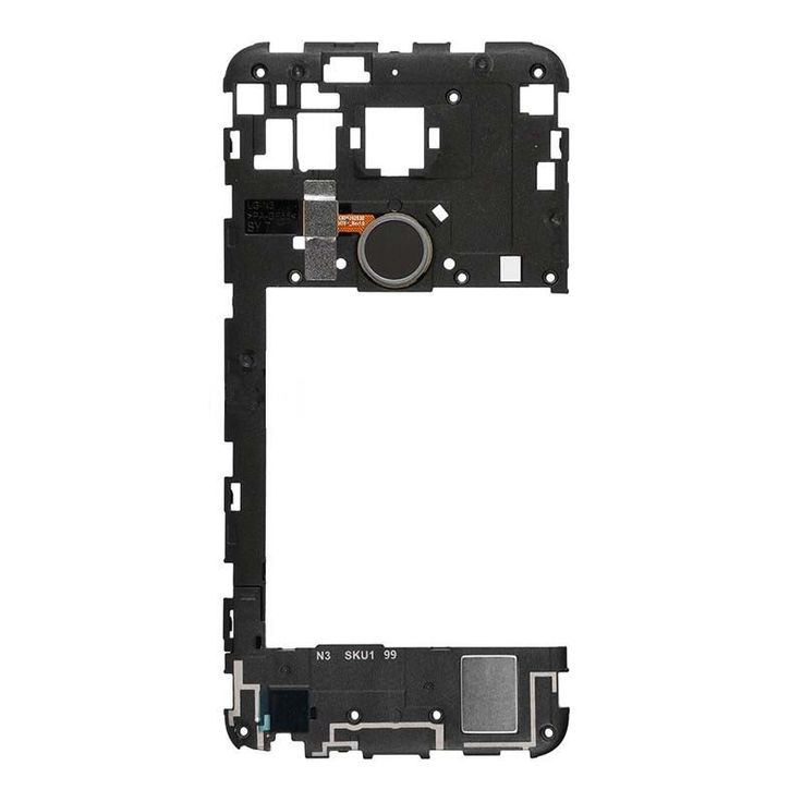 lg Service Canada  LG Nexus 5X H790/H791 Rear Housing Replacement - Black $34.99