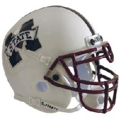 Mississippi State Bulldogs NCAA Authentic Full Size Helmet: Mississippi State Bulldogs, Mississippi States Bulldogs, States University, U.S. States