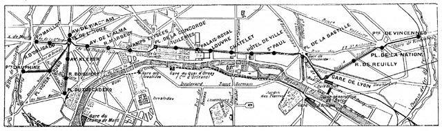 1898-1965-2007, trois dates pour les transports en commun à Paris (est sa banlieue;-) ?   Paris est sa banlieue – Saison 3 prolongée ?
