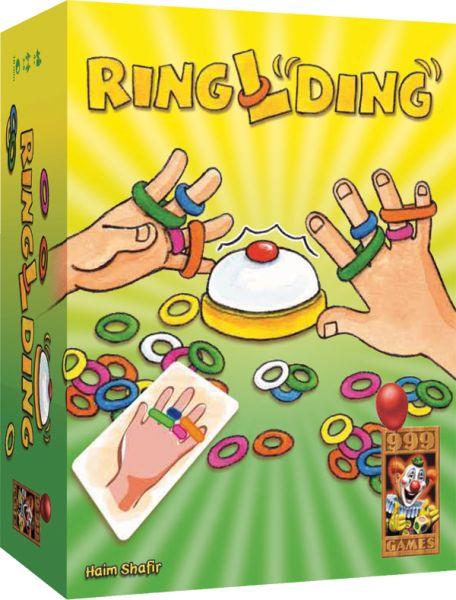 Spelletjeshoek - Ringlding