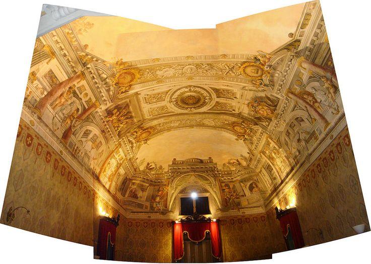 Fermo, Marche, Italy- Sala Comunale Volta by Gianni Del Bufalo