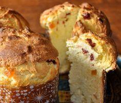 Receta de pan dulce navideño esponjoso y humedo